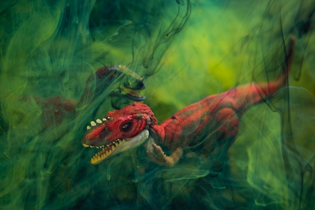 des dinosaures incroyables